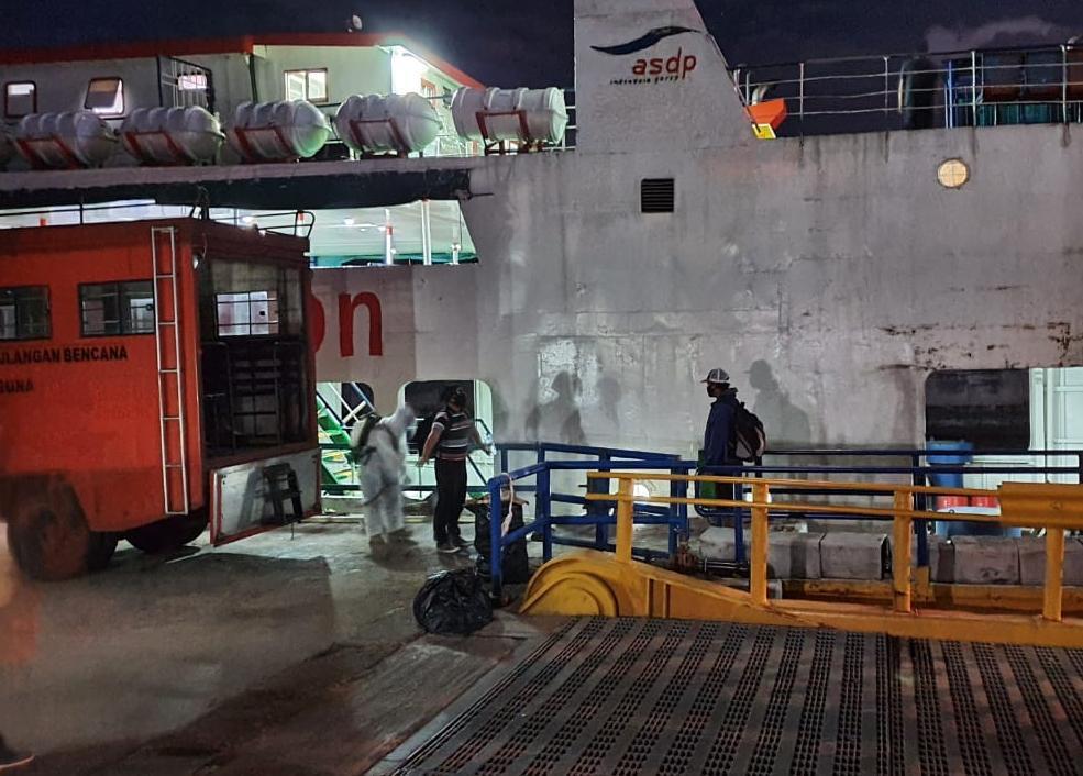 Perkembangan Covid-19 di Bangka Barat yang Berasal dari Cluster Kapal Pertamina, 51 Orang akan Menjalani Pemeriksaan Kesehatan Lanjutan