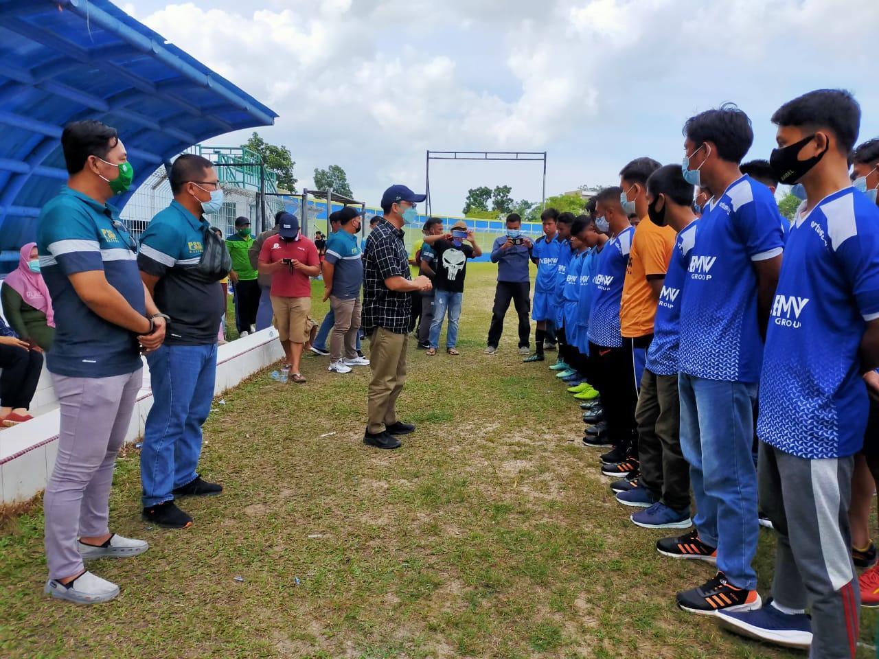 Persiapan Kejuaran Dunia, ASKAB PSSI Bateng Gelar Seleksi Pembentukan Timnas Kategori U-16 dan U-19