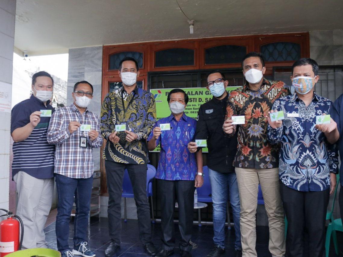 Pertama di Indonesia, Ini Cara Babel Kendalikan LPG Bersubdisi