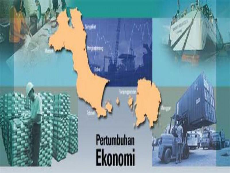 Pertumbuhan Ekonomi Provinsi Bangka Belitung Masih Stabil