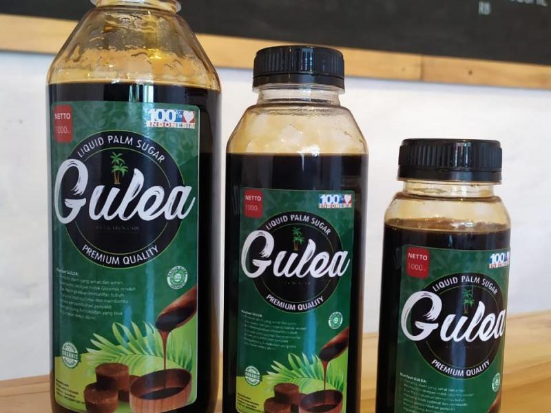 Gula Aren dari Gulea Indonesia