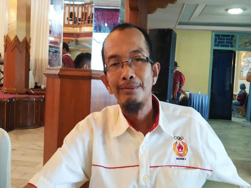 Plt KONI Bangka: Ada Salah Satu Sekretaris Mencabut Mandat