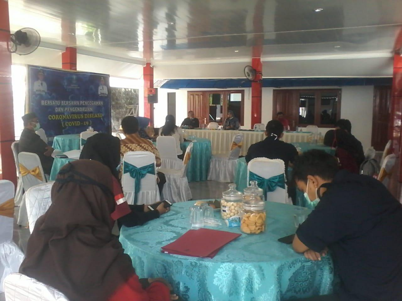 PMI Kabupaten Bangka Gelar Raker Pembahasan Kegiatan Tahun 2020