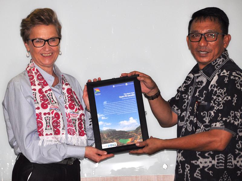 Polandia Lirik Investasi di Pulau Belitung