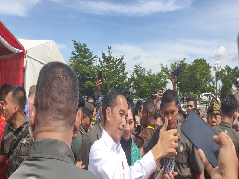Presiden Jokowi Minta Pers Lebih Ketat Kawal Pelaksanaan Pilkada