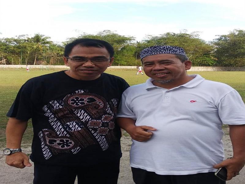 PS Bangka Era 2009-2012 Gelar Laga Persahabatan dengan Porprov Bangka Barat