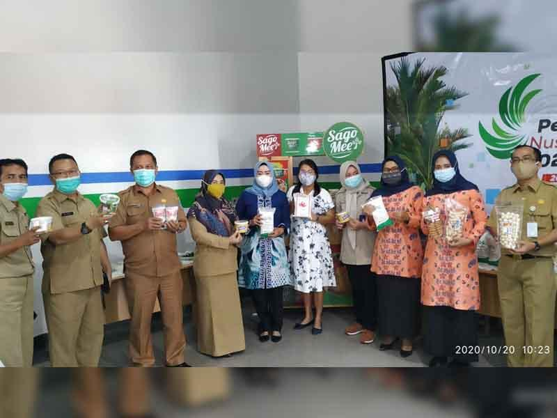 PT BAA Terpilih Mewakili Babel dalam Peluncuruan Pekan Sagu Nusantara 2020