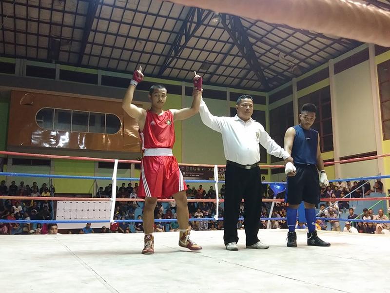 Raih Juara di Kejurda Belitung, Kondisi Cabor Tinju Bangka Tengah Butuh Perhatian