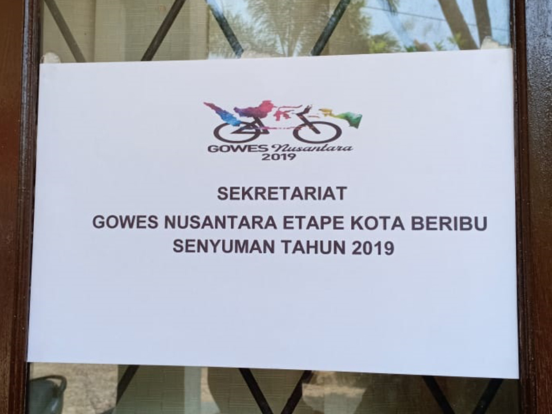 Rayakan HUT Kota Pangkalpinang ke 262, 500 Peserta Sudah Daftar Gowes Nusantara