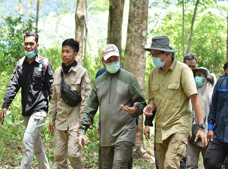 Reboisasi Jambu Mete di Desa Keposang Dapat Dukungan Penuh Gubernur Erzaldi