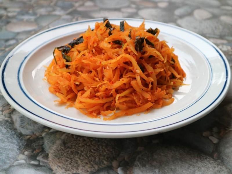Resep Masakan: Tumis Kates Mengkal (Masakan Rumahan Mudah)