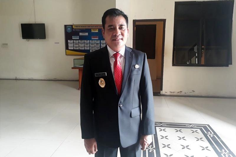 Rina Tarol - Doni Indra Dapat Rekom Demokrat, Yulianto Satin : Seluruh Kader Wajib Menangkan