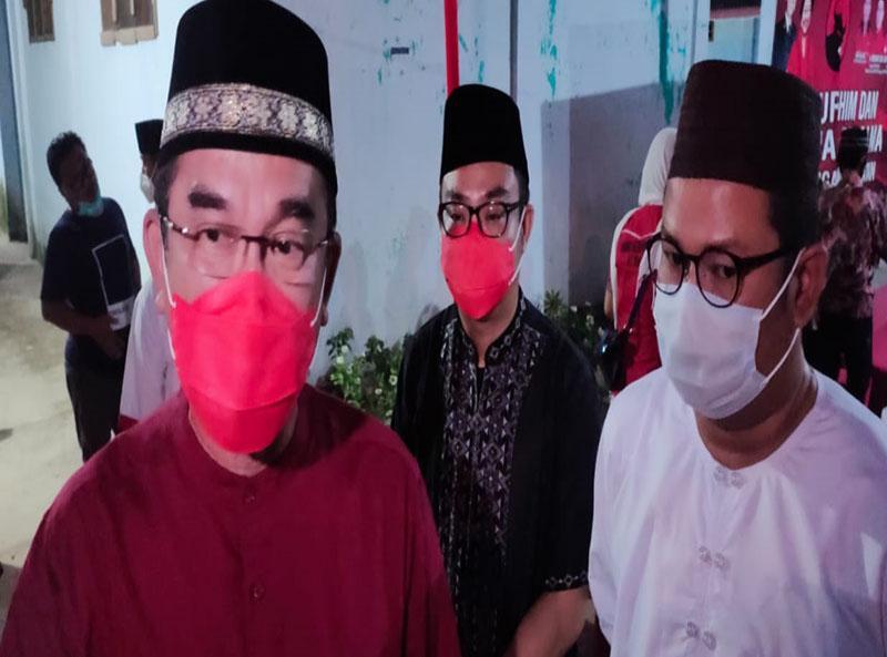 Rudianto Tjen Ajak Kawal Program Pemkab Basel Berdayakan Hafidz Qur'an