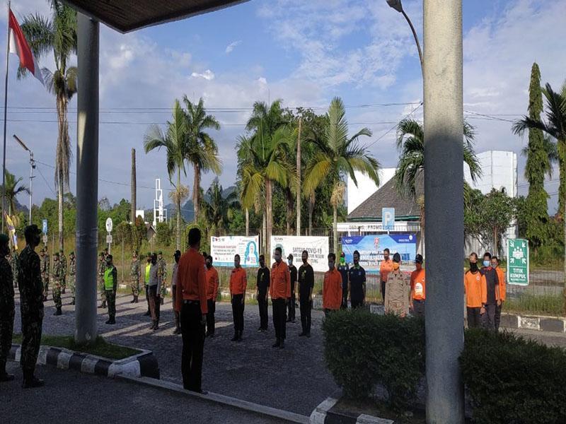 Satgas Penegak Disiplin Mulai Sosialisasi Protokol Covid-19 ke Masyarakat