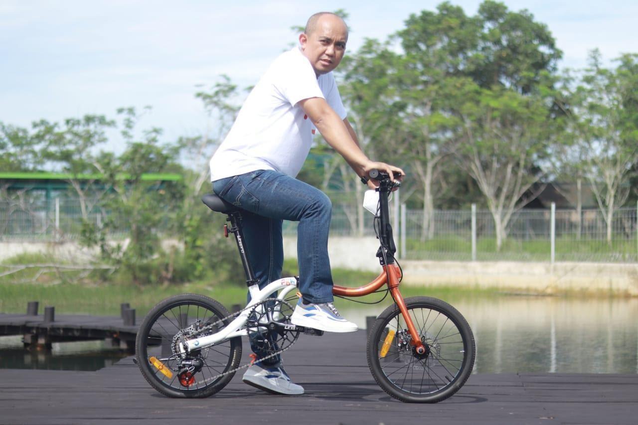 Satu Bulan Lagi 1.000 Sepeda PGK Siap Dijual, Mau? Bisa Beli Tunai Maupun Kredit