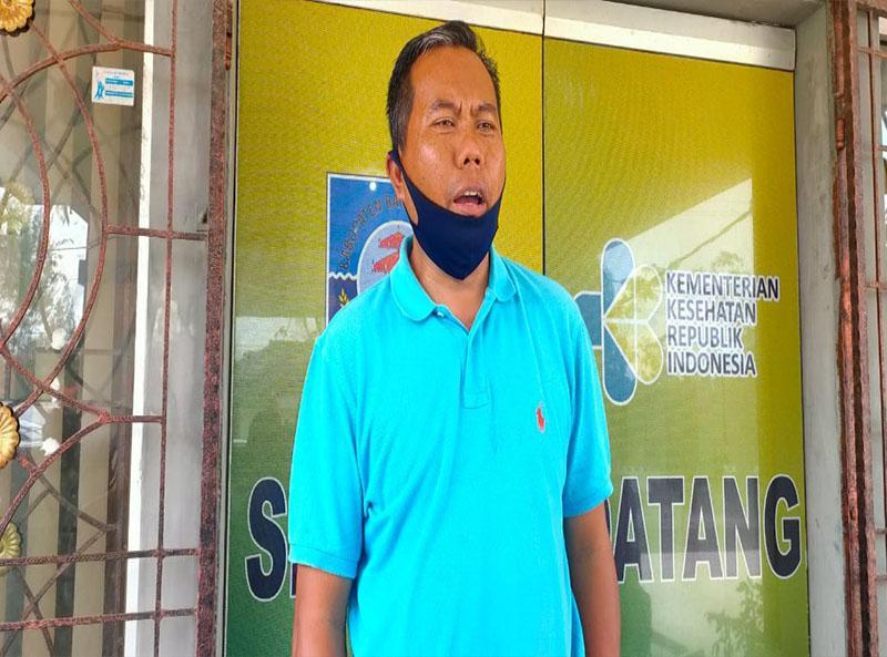 Satu Keluarga di Desa Ranggas Terkonfirmasi Positif Covid-19
