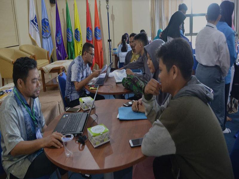 Sebanyak 411 Peserta SNMPTN Dinyatakan Lolos Masuk UBB