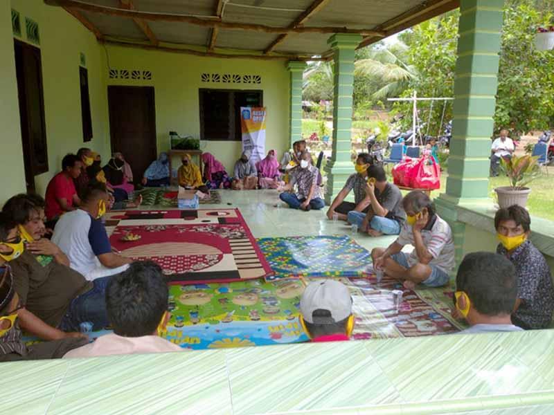 Serap Aspirasi Masyarakat, Rendra Basri Gelar Reses di Tiga Kelurahan