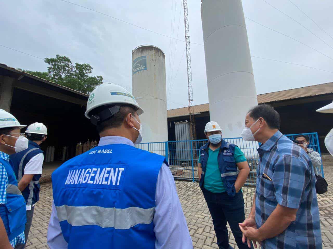 Siaga Covid, PLN Jaga Pasokan Listrik Industri Pengolahan Oksigen di Babel