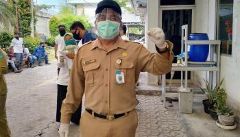 1 Pegawai RRI Sungailiat Menambah Daftar Kasus Positif Covid-19 di Kabupaten Bangka