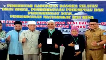 10 Tiket Umroh Untuk Guru Ngaji dan Pengurus Mesjid
