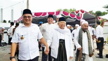 100 Hari Jadi Wakil Presiden, Pengamat: Ma'ruf Amin Hanya Jago Kandang