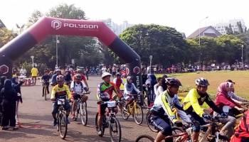 102 Juta Kendaraan Ikut Cemari Udara, Polygon Galakkan Bersepeda Mendukung Environment Indonesia Menjadi Lebih Baik