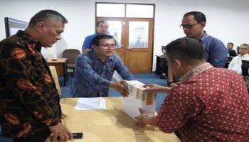 104 Calon Anggota Bawaslu Kabupaten/Kota Mengadu Keberuntungan CAT
