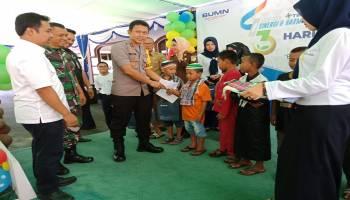 110 Anak Ikut Sunatan Massal HUT PT Timah ke-43