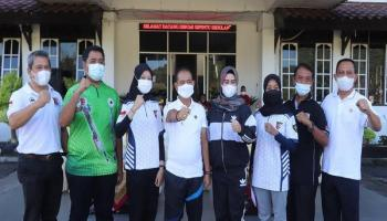 13 Atlet Bangka Ikut TC PON