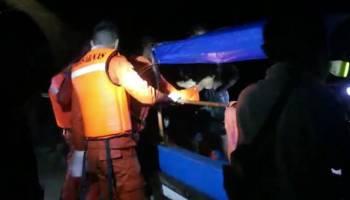 13 Jam Pencarian, Wisatawan Pulau Ketawai Ditemukan Sudah Tak Bernyawa