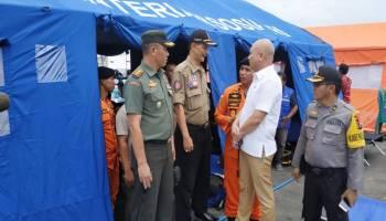 14 Anggota Keluarga Korban Lion Air JT610 Kembali ke Bangka