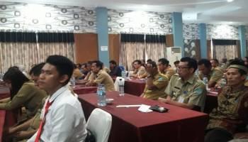 142 Kades di Kabupaten Bangka Ikut Workshop Penyusunan APBDes