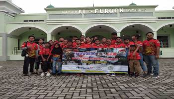 15 Atlet Taekwondo Tin's Club Ikut Kejuaraan di Palembang