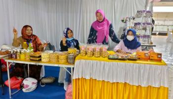 15 Mitra Binaan PT Timah Ikut Semarakkan Babel Fiesta 2021
