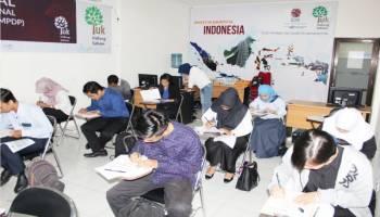 Belasan Pelamar Ikut Seleksi CMPDP di Pangkalpinang