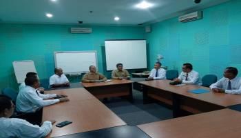 18 Pejabat Tinggi Pratama Pemkot Pangkalpinang Mengikuti Uji Kompetensi