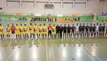 18 Tim Berlaga di Liga Futsal Afkot Pangkalpinang