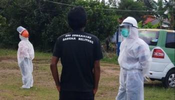Dua ASN Lembaga Penyiaran Kembali Menambah Daftar Kasus Covid-19 di Kabupaten Bangka