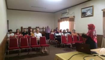 20 Mahasiswa Asing Pilih Sungailiat dan Toboali, Ternyata Ini yang Akan Mereka Lakukan