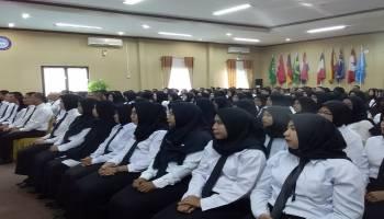 206 CPNS Pemkot Pangkal Pinang Dilatih Jadi Pelayan Masyarakat yang Profesional
