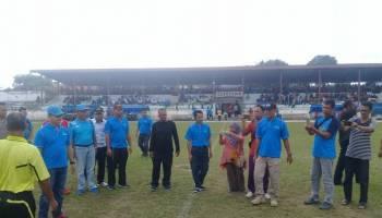 207 Tim Ikut Turnamen Bupati Cup 2019