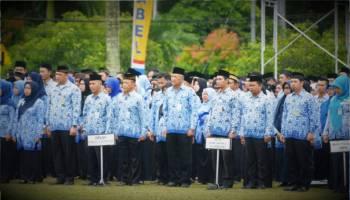 22 Tahun Otonomi Daerah, Wagub Instruksikan ASN Harus Lebih Giat Bekerja