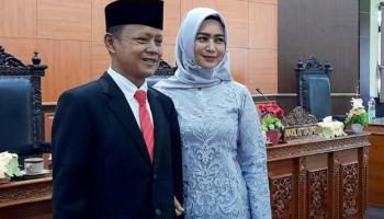 23 Tahun Jadi Honorer, Feryadi Gantikan H. Korari Sebagai Anggota DPRD Bateng