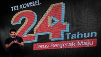 24 Tahun  Berjaya, Begini Komitmen Telkomsel untuk Digital Indonesia