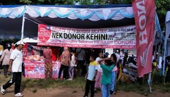249 Kantong Darah Terkumpul dari Road Tour Donor Darah Sukarela