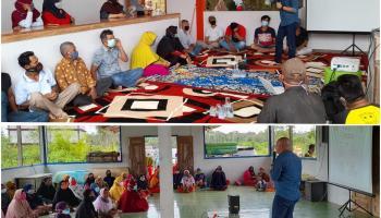 260 Titik Kampanye Dialogis, Berdikari Sosialisasikan Program Skala Prioritas Untuk Bateng Bangkit