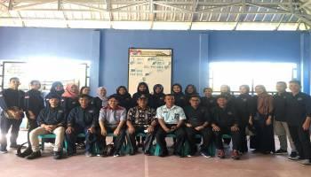 30 Mahasiswa UBB KKN 40 Hari di Tua Tunu Indah