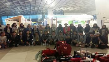 39 Pelajar Berbagai Provinsi di Indonesia Ikuti Summer Vacation Japan 2018