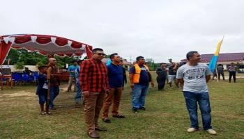 400 Kicau Mania Ramaikan HUT Ke 72 Bhayangkara   Polres Babar